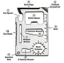 Универсален многофункционален уред за оцеляване / MIL-TEC