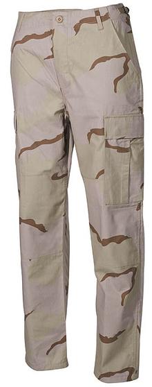 Панталон BDU Rip Stop пустинен 3 цвята / MFH Int.Comp.