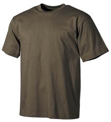Тениска olive 160g/m2 / MFH Int. Comp.