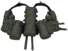 Тактическа жилетка - зелена / MFH Int Comp.