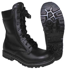 Обувки - тип холандски военни кубинки / MFH Int Comp