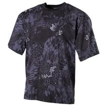 Тениска SNAKE черна / MFH INT.Comp.