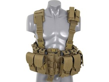 Tactical Harness - coyote / 8FIELDS