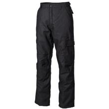 Зимен Панталон US Rip Stop черен / MFH Int.Comp.