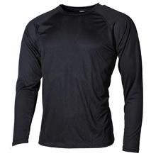 Термо блуза Level I GEN III черна / MFH Int.Comp.