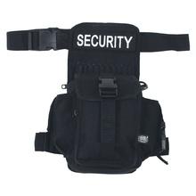 Чанта за бедро SECURITY черна / MFH Int.Comp.