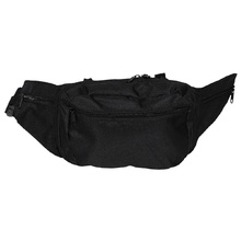 Чанта за кръст с вътрешен кобур черна / MFH Int.Comp.