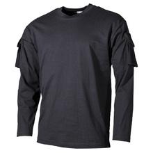 US блуза с дълъг ръкав и джоб / MFH Int.Comp.