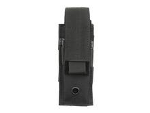 Единичен пауч за пълнител за пистолет - черен / 8 FIELDS