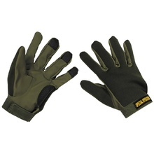 Ръкавици неопрен зелени / MFH Int.Comp.