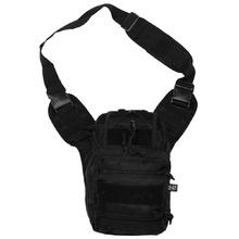 Чанта за рамо DELUXE черна / MFH Int.Comp.
