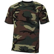Детска тениска woodland / MFH Int. Comp.