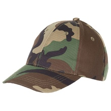 Детска BB шапка - Woodland / MFH Int.Comp.