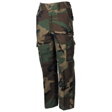 Панталон US BDU woodland / MFH Int.Comp.