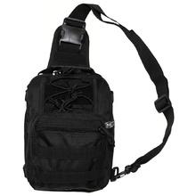 Чанта за рамо черна / MFH Int.Comp.