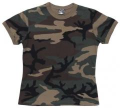 Тениска woodland / MFH Int.Comp.