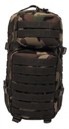 Раница Assault I - woodland / MFH Int.Comp