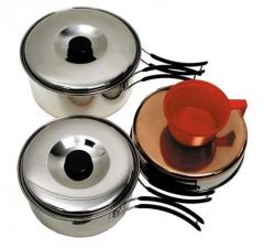 Комплект за готвене 5 части / MFH Int.Comp.