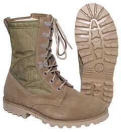 UK Desert Boots ITTURI - khaki / Camtex UK