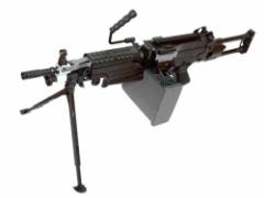 PJ249 PARA - реплика на M249 / P&J