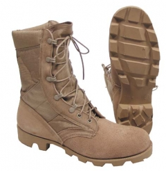 US Desert Boots - khaki / McRAE
