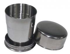 Чаша телескопична - 150ml / MFH Int.Comp.