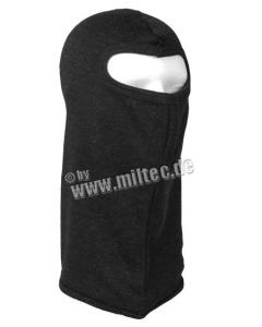 Огнеустойчива маска с 1 отвор - черна / STURM