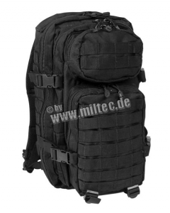 Раница Assault Pack 30л - черна / STURM