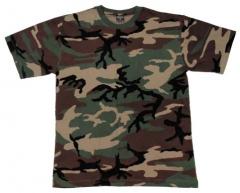 Детска тениска Woodland / MFH Int.Comp.