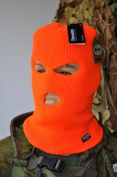 Зимна плетена маска ORANGE Thinsulate / UNISPORT HOLDING