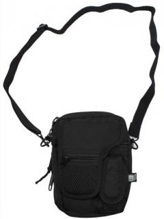 Чанта с вътрешен кобур черна / MFH Int.Comp.