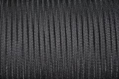 Паракорд 550-7 (метър) черен / USA