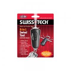 Ключодържател 8 в 1 Swivel Tool / Swiss Tech
