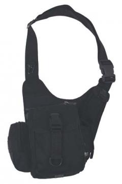 Чанта за рамо - черна/ MFH Int.Comp.