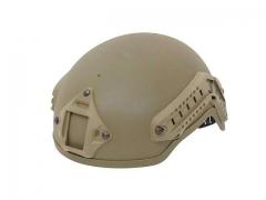 Реплика на шлем MICH2001 с релси - TAN/ A.C.M.