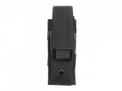 Единичен пауч за пълнители за пистолет - черен / 8 FIELDS