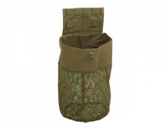 Dump pouch MOLLE - OD olive / 8 FIELDS