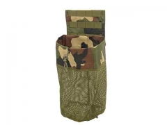 Dump pouch MOLLE - woodland / 8 FIELDS