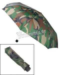 Сгъваем чадър - woodland / STURM Mil-tec