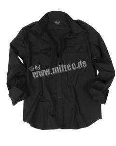 Полева риза черна Rip Stop / STURM Mil-tec