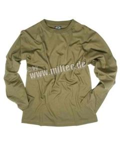 Блуза с дълъг ръкав olive / STURM Mil-tec
