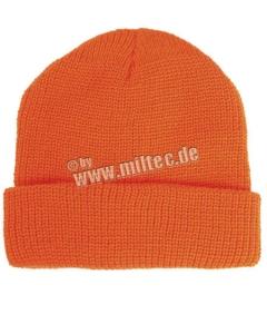 Зимна плетена шапка ORANGE / STURM Mil-tec