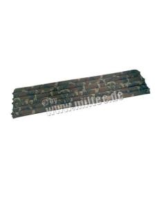 Надуваем камуфлажен шесткамерен матрак woodland / STURM Mil-tec