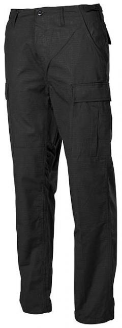 Панталон BDU Rip Stop черен / MFH Int.Comp.